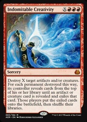 x4 Implement of Combustion MTG Aether Revolt C M//NM English