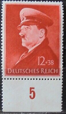 GERMANY THIRD REICH 1941 Hitler's 52nd Birthday MNH
