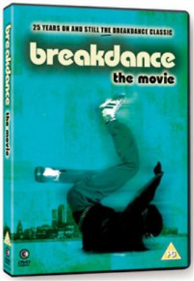 Lucinda Dickey, Adolfo Quin...-Breakdance - The Movie (UK IMPORT) DVD NEW