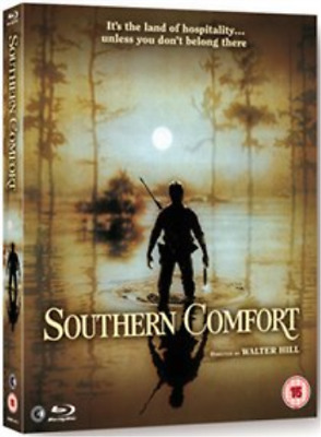 Peter Coyote, Fred Ward-Southern Comfort (UK IMPORT) Blu-ray NEW