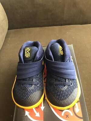timeless design 912ac 14bff Nike Kyrie II Toddler Boys Sneakers  827281 447 Size 4 Toddler