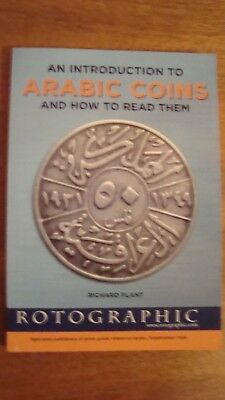An Introduction to Arabic Coins and How to Read Them (Plant)