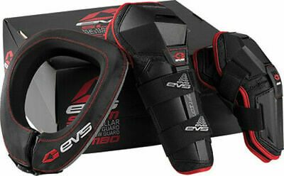 Evs Slam Combo Adult & Youth Kit| 4 Left! ** Free/fast Shipping ** | Slam2-A/y