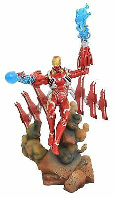 Marvel Gallery Avengers Infinity war Iron Man Mark 50 Pvc Statue  In Stock!