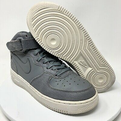 Nike Air Force 1 Mid 820342-003 Sneakers Shoes 100/% Authentic. GS