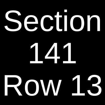 3 Tickets Cleveland Indians @ Chicago White Sox 5/13/19 Chicago, IL