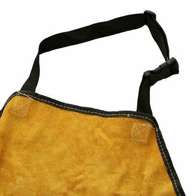 GN- Welder Welding Favour Heat Insulation Flame Resistant Aprons with Sleeves