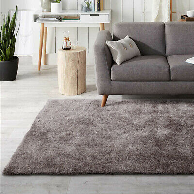Clearance! Large Shaggy Rug Ultra Soft Plush Carpet Runners Round 5 Sizes