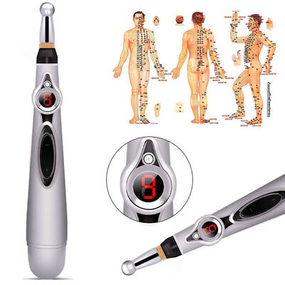 Laser Energy Meridian Pen Magical Point Chinese Medicine Accupuncture With Box