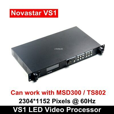 Novastar VS1 Professional LED HD Video Processor for MSD300/ TS802 Sending Card