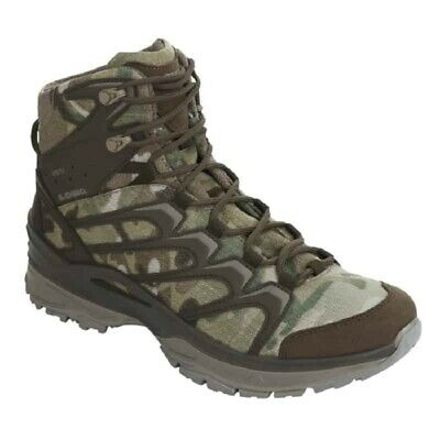 Lowa Innox GTX Mid TF Gore-Tex Waterproof Tactical Militär multicam