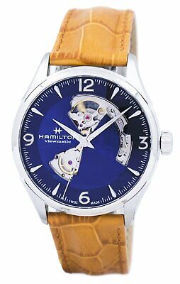 the best attitude 1077e 0497a HAMILTON JAZZMASTER VIEWMATIC Automatic Mens Watch H32455557 ...