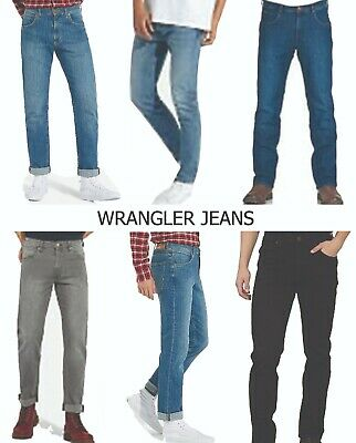 32b73e47 Mens Brand New Wrangler Relaxed Regular Fit Stretch Denim Texas Jeans / Pant