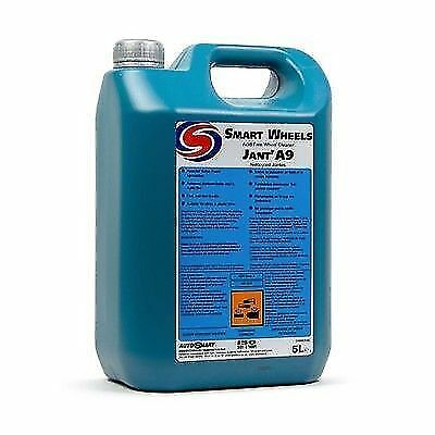 AutoSmart Smart Wheels Strong Safe Alloy Wheel Cleaner Acid Free 5L 5 L