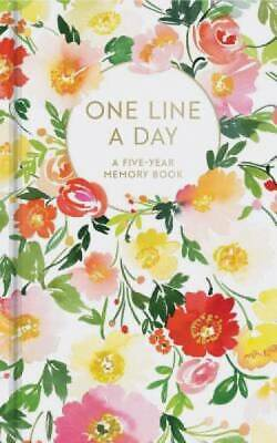 Floral One Line a Day: A Five-Year Memory Book by Cheng, Yao