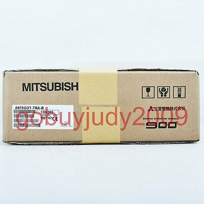 New in box Mitsubishi A975GOT-TBA-B Touch Panel One year warranty