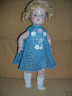 18in Australian PP composition Vintage COLLECTOR doll