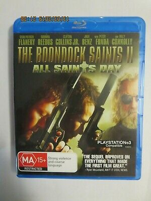 The Boondock Saints II - All Saints Day - Blu-ray