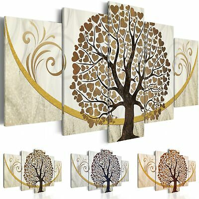 Non-woven Canvas Print Abstract Framed Wall Art Picture Photo Image b-C-0073-b-n