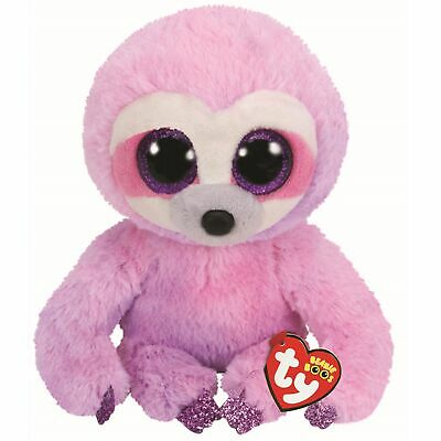8d46b7dc349 TY BEANIE BABIES Boos Dreamy the Sloth New with tags -  5.95