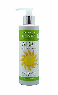 Natures Greatest Secret Colloidal Silver Aftersun Gel 250 ML