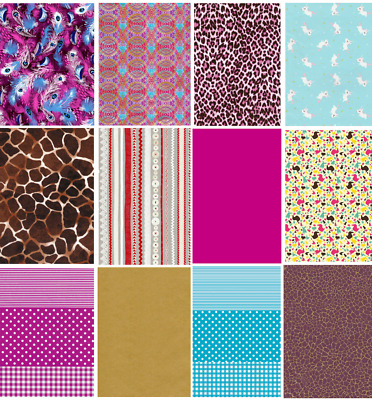 Decopatch Decoupage Printed Paper 5 Sheet Pocket Collection #4