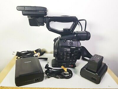 CANON EOS-C300 EF MKI + DAF UPGRADE C300 EOS 1443 hrs + Charger + 2x batteries