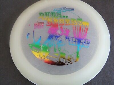 Glow Xcaliber, Duos in the Desert, w/patent numbers! new and unthrown