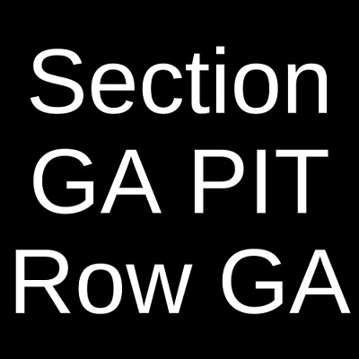 2 Tickets Old Dominion 4/11/19 Budweiser Events Center Loveland, CO