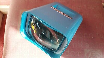 """PATERSON TRIDENT SLIDE VIEWER FOR 35mm ,126 & ALL 2x2"""" MOUNTS"""