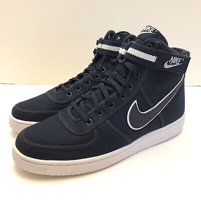 84bd3c230 Nike Vandal High Supreme Casual Shoes Obsidian White Mens Size 10.5  318330-402