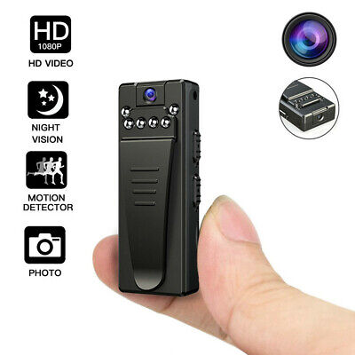 Mini Micro Spia Wireless Wifi Telecamera Full HD Video Nascosta Spy DV Camera