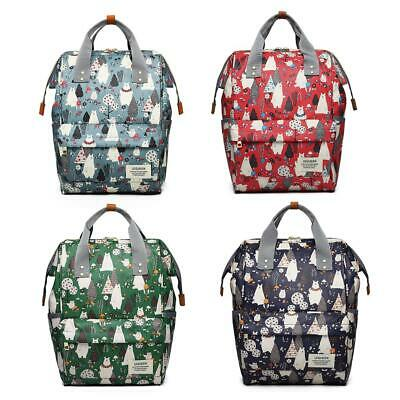 Mummy Maternity Backpack Diaper Large Multifunctional Baby Nappy Changing Bag