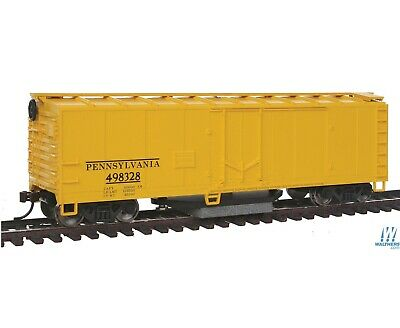 HO CSX 40/' Boxcar Track Cleaning Car Walthers Trainline #931-1754 vmf121