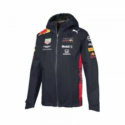 Red Bull Racing 2019 F1 Men's Team Rain Jacket