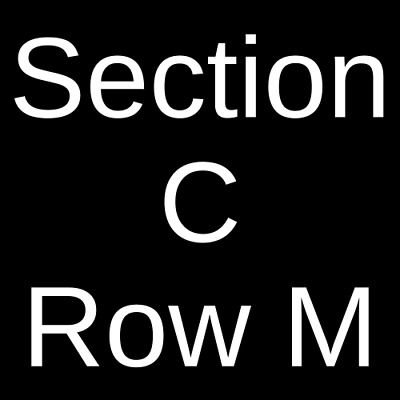4 Tickets Eli Young Band 7/13/19 Sweetwater Pavilion Fort Wayne, IN