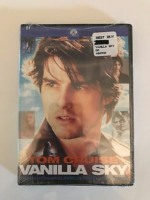 VANILLA SKY DVD - NEW in Package - Tom Cruise