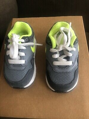 979099930a2771 Nike Toddler Boys Air Max 1 Sneakers  609371 045 Size 4T