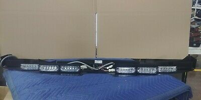 WHELEN INNER EDGE R&B I02LR6L LIGHTBAR Crown Vic
