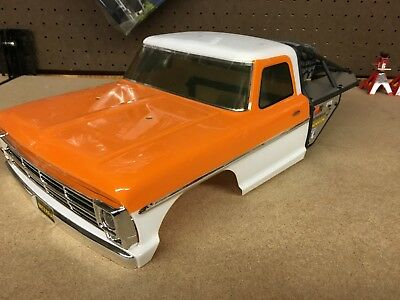 RC Model Vehicle Parts & Accs Vaterra 1968 Ford F100 1972