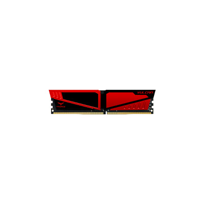 Team Group TLRED416G3000HC16CDC01 T-Force Vulcan Series rot DDR4-3000 CL16 - 16