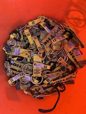 500+ Pieces - Python TOOL SAFETY LANYARD LOT VARIETY