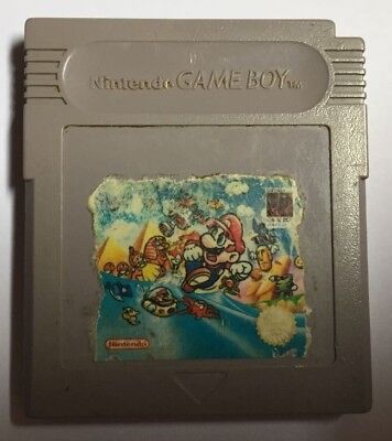 Super Mario Land Nintendo Game Boy - Nintendo