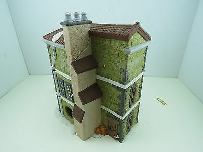 """Dickens' Village Series """"King's Road Post Office"""" Department 56 Porcelain 1992"""