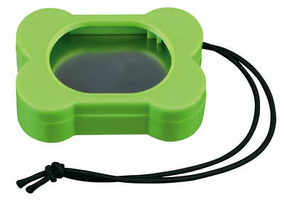 Trixie Adjustable Dog Training Clicker with Wrist Band Obedience Reward Training