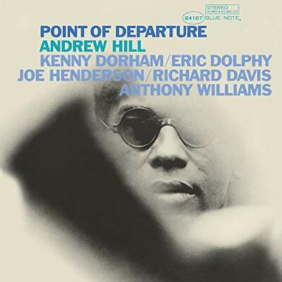 Hill,andrew-Point Of Departure (Ogv) (Dlx) (Spa) (Uk Import) Vinyl Lp New