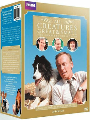 All Creatures Great & Small The Complete Collection, DVD Box Set
