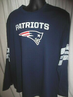 5dfe779dfe9 NEW ENGLAND PATRIOTS Men's Majestic Long Sleeve Shirt - $16.99 ...