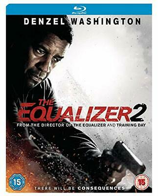 The Equalizer 2 [Blu-ray] [2018] [DVD][Region 2]