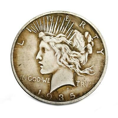 Commemorative Coin Historical Dove of Peace Goddess Collection Crafts 1923-1935